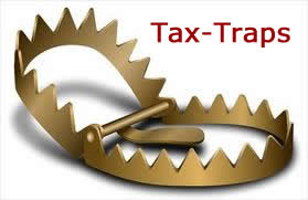 Looming Retirement Plan Tax-Traps could crush your retirement accounts.